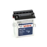 Bosch M4 12N12A-4A-12YB12A-A 12 Volt 14 Amper Motosiklet Aküsü