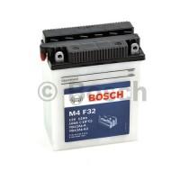 Bosch M4 YB12AL-A2 12 Volt 12 Amper Motosiklet Aküsü