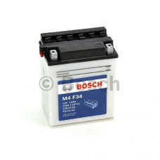 Bosch M4 12N14-3A/YB14L-A2 12 Volt 14 Amper Motosiklet Aküsü