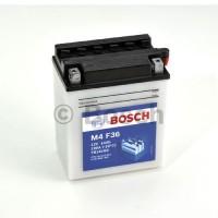 Bosch M4 YB14L-B2 12 Volt 14 Amper Motosiklet Aküsü