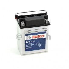 Bosch M4 YB14A-A2 12 Volt 14 Amper Motosiklet Aküsü