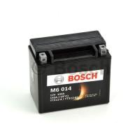 Bosch M6 YTX12-BS 12 Volt 10 Amper Motosiklet Aküsü