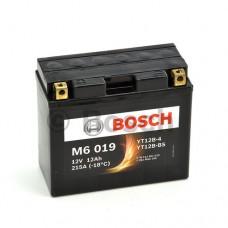 Bosch M6 YT12B-BS 12 Volt 12 Amper Motosiklet Aküsü