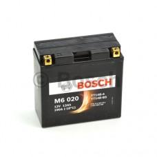 Bosch M6 YT14B-BS 12 Volt 12 Amper Motosiklet Aküsü