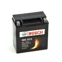 Bosch M6 YTX16-BS 12 Volt 14 Amper Motosiklet Aküsü