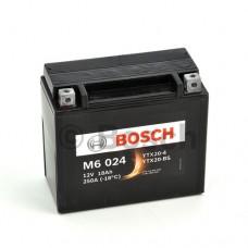 Bosch M6 YTX20-BS 12 Volt 18 Amper Motosiklet Aküsü
