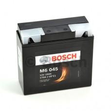 Bosch M6 12 Volt 19 Amper Jel Motosiklet Aküsü